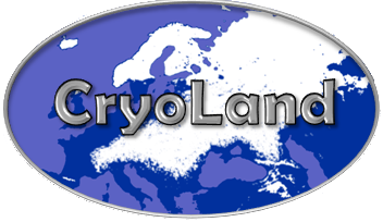 Logo of the CryoLand Project